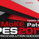 آپدیت پچ SMoKE 9.4.2 برای PES 2017