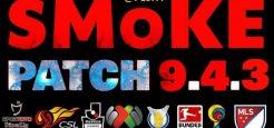 آپشن فایل نقل و انتقالات تابستانی برای SMoKE 9.4.3