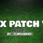 پچ Rudrex v2.0 AIO برای PES 2013 (آپدیت جدید اضافه شد)