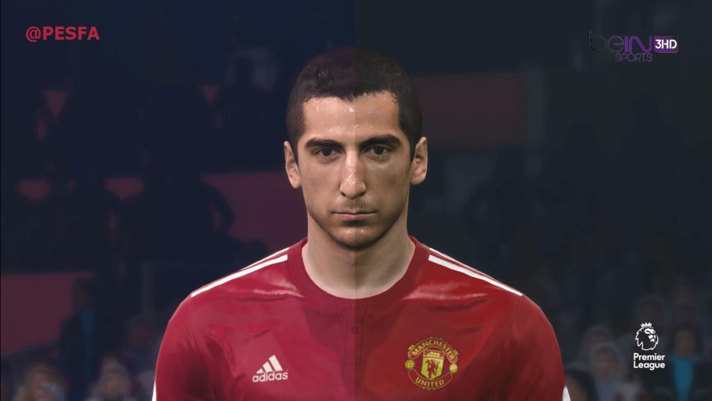 پک گرافیکی FIFA برای PES 2017