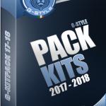 مینی کیت پک G-Style ورژن 1.1 برای PES 2017