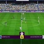 اسکوربورد Premier League 17-18 برای PES 2013