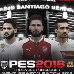 پچ Next Season 2017/2018 برای PES 2016
