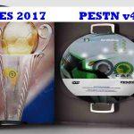 آپدیت پچ PESTN v4.4 برای PES 2017