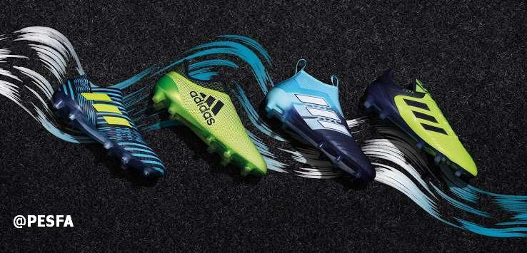 پک کفش Adidas Ocean Storm برای PES 2013