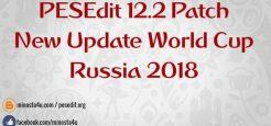 آپدیت پچ PESEdit 12.2 برای PES 2013