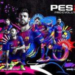 منو جدید Barcelona برای PES 2017