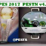آپدیت پچ PESTN v4.3 برای PES 2017