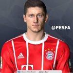 فیس جدید Lewandowski توسط Shenawy برای PES 2017