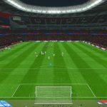 استادیوم Wanda Metropolitano (اتلتیکو) برای PES 2017