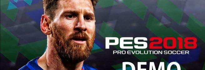 دمو PES 2018 برای PC (منتشر شد)