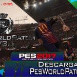 پچ Pes World v3.0 AIO برای PES 2017 + آپدیت 3.1
