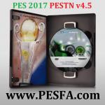 آپدیت پچ PESTN v4.5 برای PES 2017