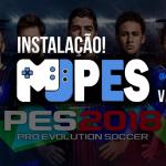 پچ MJPES V1.00 برای PES 2018