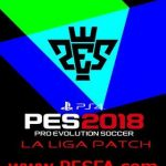 پچ LaLiga برای PES 2018 (مخصوص PC , PS4)