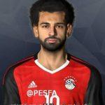 فیس Salah FIFA 18 توسط Abdo Mohamed برای PES 2017