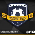 پچ Pesgalaxy v4.00 AIO برای PES 2017