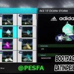 پک کفش Final V2 توسط LatinPesEdit برای PES 2017