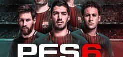 پچ Next Season 2017/18 برای PES 6