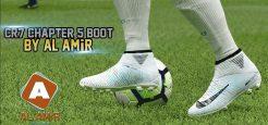 کفش جدید Nike Mercurial CR7 Chapter 5 توسط AL AMiR برای PES 2017