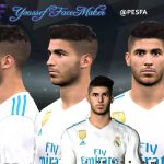 فیس جدید Asensio توسط Youssef برای PES 2017