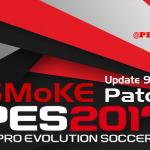 آپدیت پچ SMoKE 9.4.6 برای PES 2017