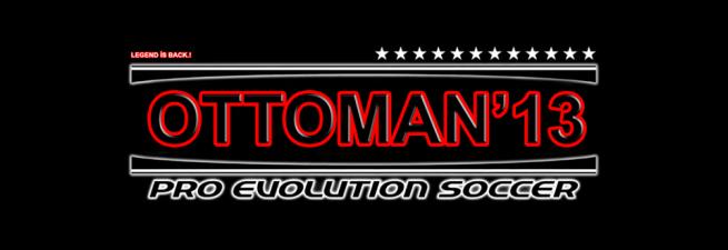 پچ Ottoman Empire v1.0 برای PES 2013