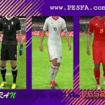 کیت پک تیم ملی ایران v2.0 برای PES 2017