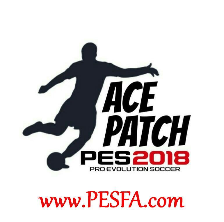 پچ Ace v2 برای PES 2018 (مخصوص PS3)