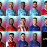 فیس پک Premier League 17-18 توسط Okasha برای PES 2017