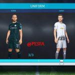 مگا کیت پک v1.0 (لیگ برتر انگلیس) توسط ANDRES برای PES 2018