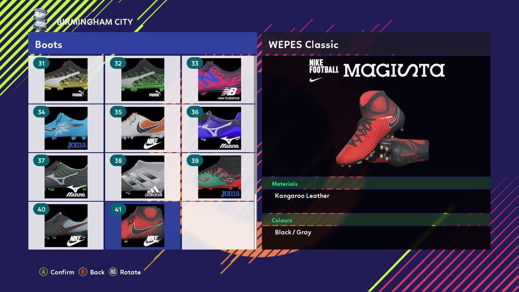 پک کفش v3 توسط DrDoooMuk برای PES 2018