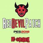پچ RedDevilPatch 2.5 برای PES 2018 (مخصوص Xbox360)