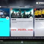 فونت FIFA برای PES 2018