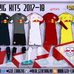 فول کیت پک BundesLiga 2017-18 توسط Geo_Craig90 برای PES 2017