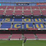 مود گرافیکی Camp Nou برای PES 2018