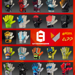 پک دستکش توسط LF برای PES 2018