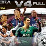 آپشن فایل Emerson Pereira v4 برای PES 2018 (مخصوص PS4)