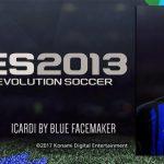 فیس Icardi توسط BLUE برای PES 2013