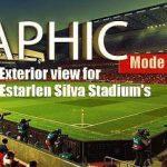 گرافیک جدید برای استادیوم پک Estarlen Silva بازی PES 2017