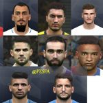 فیس پک International توسط BTG برای PES 2017