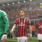 استارت اسکرین AC Milan DP2 توسط ABW برای PES 2018