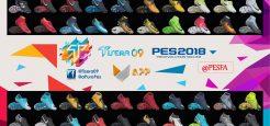 پک کفش v2 توسط Tisera09 برای PES 2018