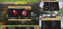 اسکوربورد Libertadores توسط Arthur Torres برای PES 2018