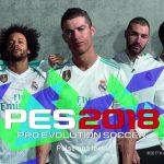 استارت اسکرین Real Madrid توسط Sergio-Argentina برای PES 2018