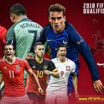 مینی پچ جام جهانی روسیه 2018 برای PES 2017