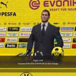اتاق خبری Borussia Dortmund توسط Ugly Thing برای PES 2018