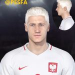 فیس Robert Lewandowski توسط EmreT برای PES 2018