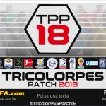 آپدیت پچ TricolorPES v1.4 برای PES 2018