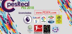 پچ C-PesReal v3.0 برای PES 2018 (مخصوص XBOX360)